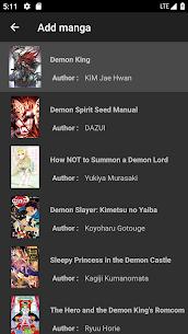 Mandrasoft Manga Reader Premium Apk 7