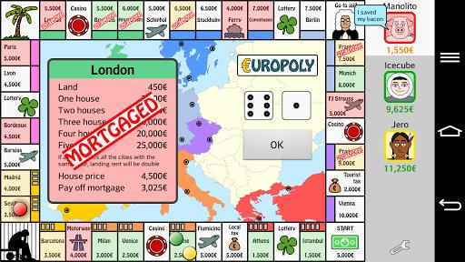 Europoly 1.2.1 Screenshots 1