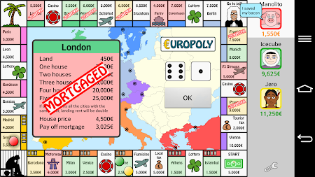 Europoly 1.0.4 screenshot 341053