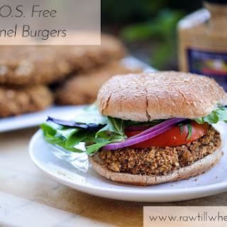 S.O.S. Free Fennel Burgers.
