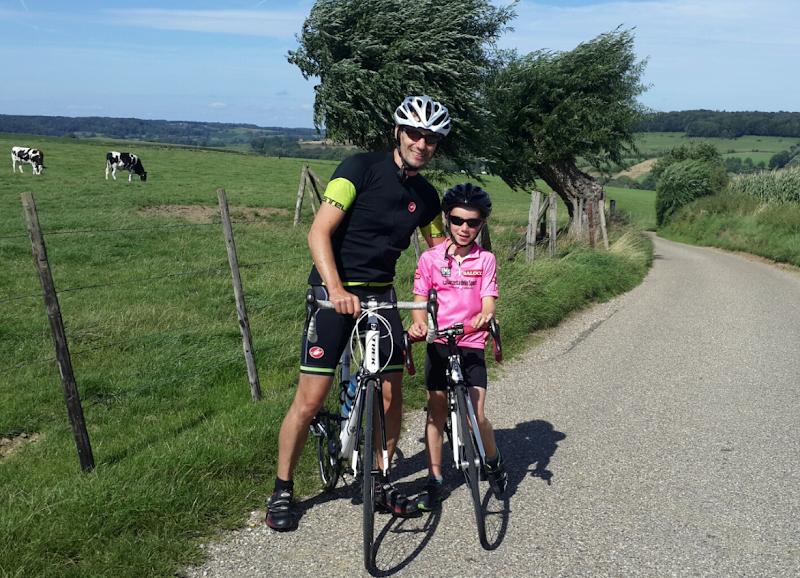 Wouter en Arthur trekken door Nederlands Limburg