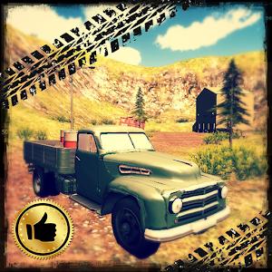 OFFRoad Truck Driver 3D v1.02 APK+DATA (Mod)