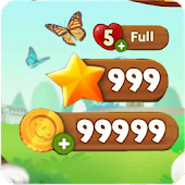 free gardenscapes Coins - Free Stars Tips icon