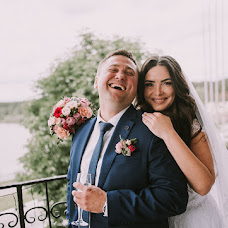 Wedding photographer Konstantin Podmokov (podmokov). Photo of 19.07.2017