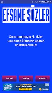 Efsane Sözler - náhled