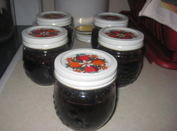 Blueberry Spice Jam Recipe