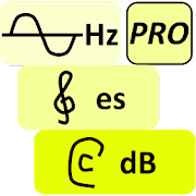 pro acoustic frequencies