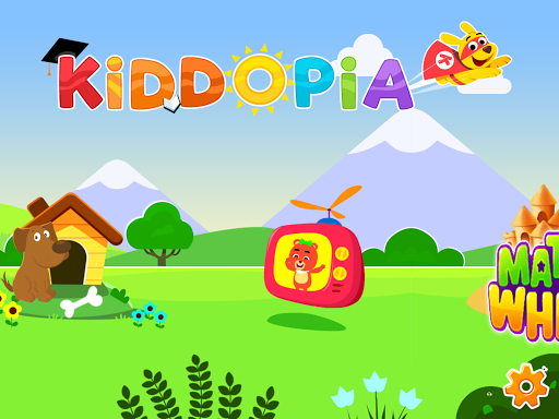 Kiddopia - Preschool Learning Games apkmr screenshots 24