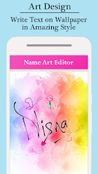 My Name Pics - Name Art APK screenshot thumbnail 2