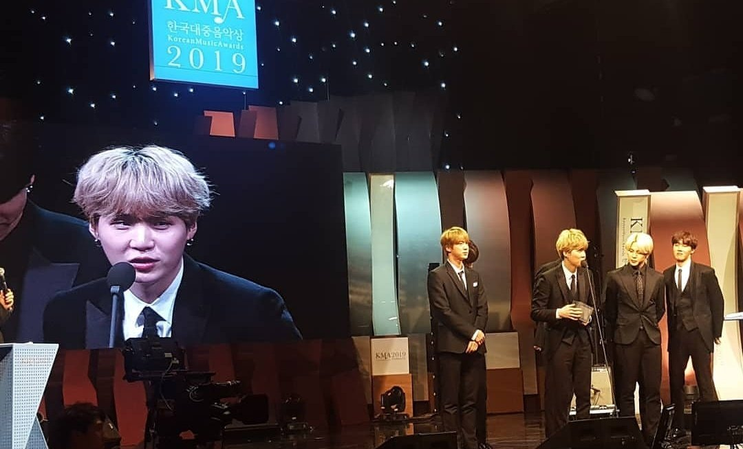Here Are All The Awards BTS Won In The Last 24 Hours