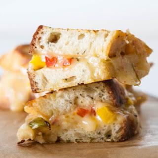 Fajita Grilled Cheese.