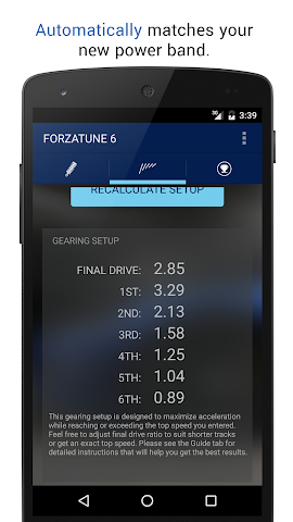 android ForzaTune 6 Screenshot 4