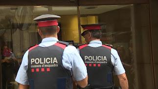 Foto de archivo EuropaPress de los mossos d\'esquadra
