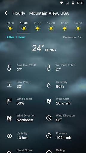 Weather Forecast 1.0.8.5 Screenshots 6