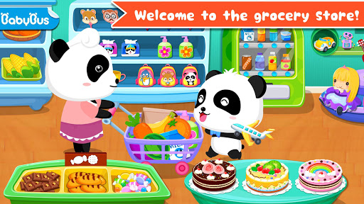 Baby Panda's Supermarket 8.33.00.00 screenshots 1
