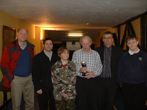 Photo: Mike Rabbitt, Phil Owen, Arthur Copping, Tony, Gareth Williams And Simon Garnett,
