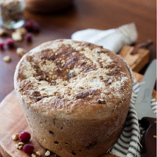 Clean Eating Whole Wheat Crock Pot Bread.