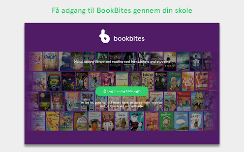 BookBites- screenshot thumbnail