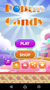 Candy Popup - náhled