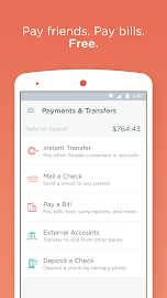 Simple - Better Banking Screenshot 3