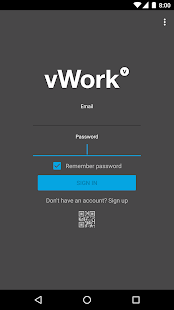 vWork- screenshot thumbnail