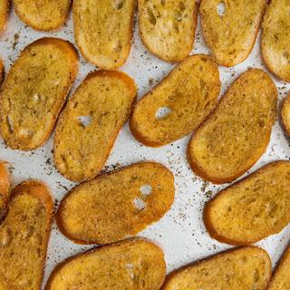 "Baguette Toast ""Crackers""."