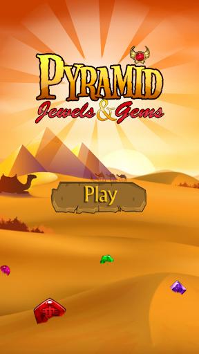 Pyramid Jewels and Gems