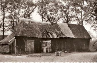 Photo: Schaapskooi