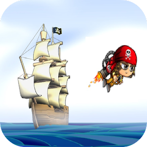 Flappy Pirate Boy