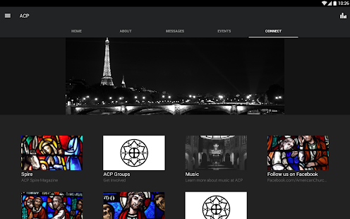 American Church in Paris- screenshot thumbnail
