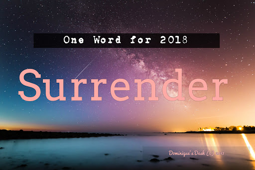 One Word- Surrender
