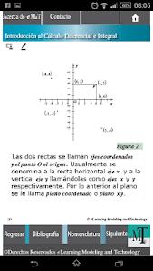 Cálculo Diferencial e Integral screenshot 2