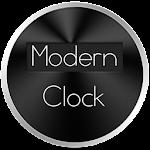 Modern Clock UCCW Skin Icon