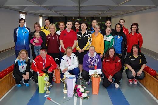 Mistrovství ČR žen 2016