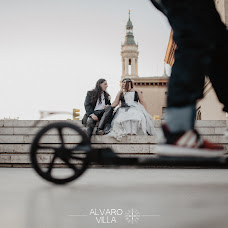 Wedding photographer Alvaro Villa (alvarovilla). Photo of 30.10.2017
