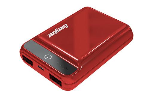 Pin sạc dự phòng Energizer 10.000mAh 3.7V Li-Polymer - UE10032PR (Đỏ)_2