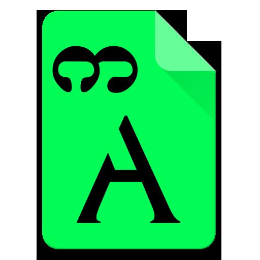 Myanmar Tabodwe Font