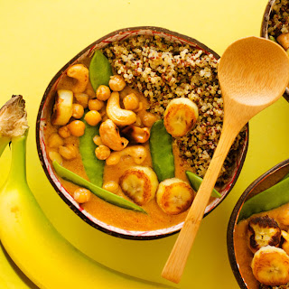 Banana Thai Curry.