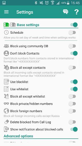 Stop Call Me - Community Call Blocker  screenshots 5