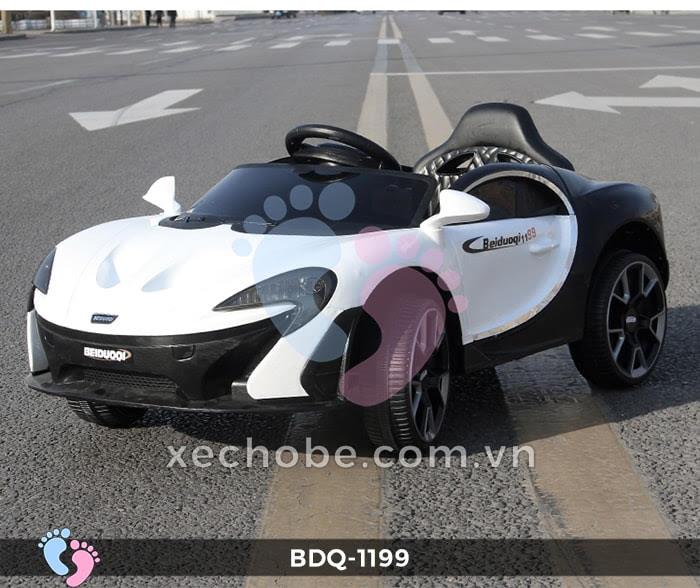 Xe hơi điện trẻ em BDQ-1199 McLaren 19