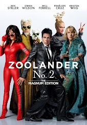 Zoolander No. 2: The Magnum Edition