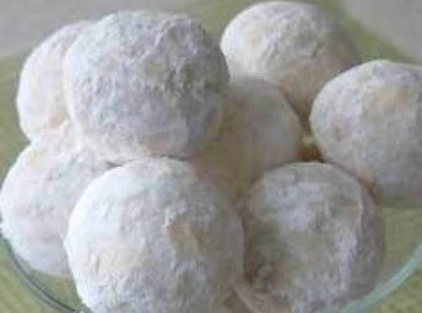 Bisquick Snowballs