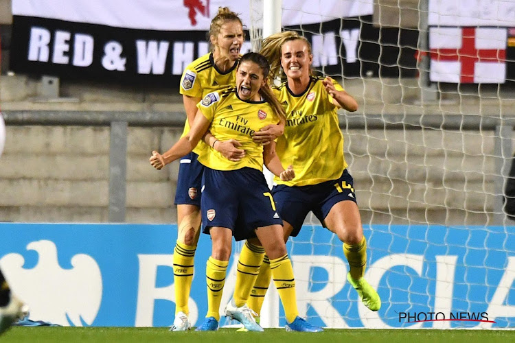 Arsenal empile les buts, Glasgow passe aux tirs au but : les quarts de finaliste de la Champions League sont connus