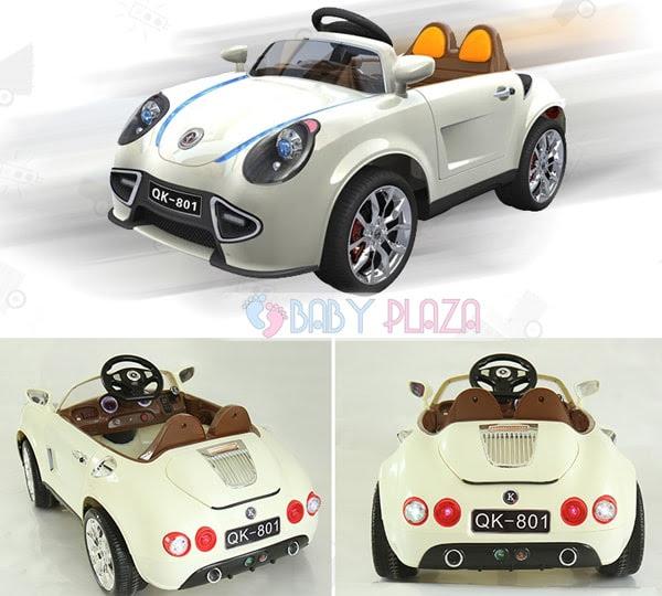 Xe hơi điện trẻ em QK-801 5