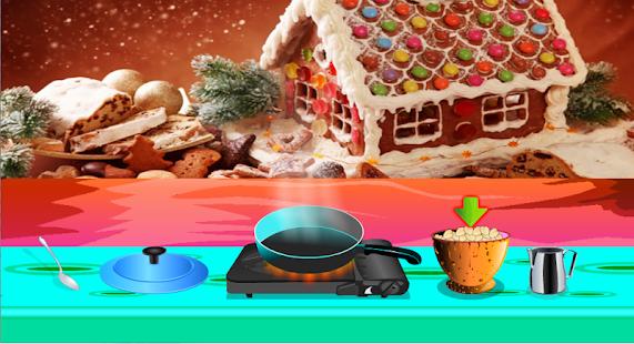 Cook koláčky vaření hry Dívčí - náhled