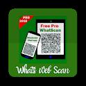 Whatscan web scan status save pro - Whatsweb icon