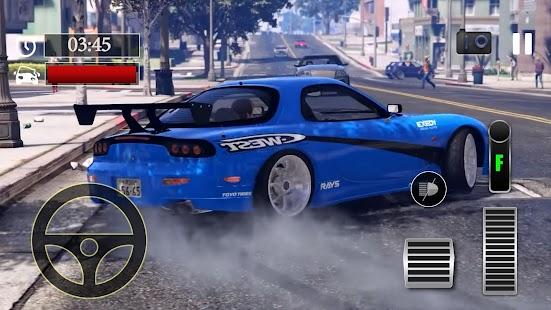 Car Parking Mazda RX7 Simulator - náhled