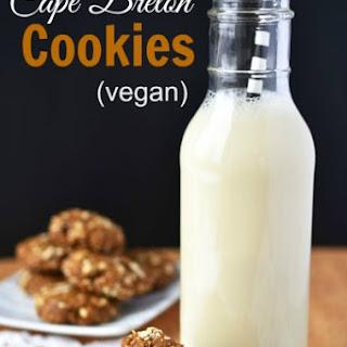 Cape Breton Cookies (Vegan) Recipe