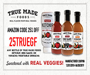 True Made Foods coupon