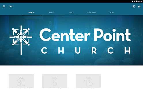 Center Point Church NRH